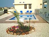 Photograph 14 of Luxury Villa with Panoramic Views of Larnaca Bay, Pyla, Cyprus.
